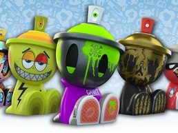 Canbot 3oz! Limited Edition Art Toy Blindbox Series!