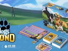 Dogs BOND - The Board Game