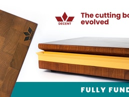 The Decent Butcher Block: Cutting boards built to last