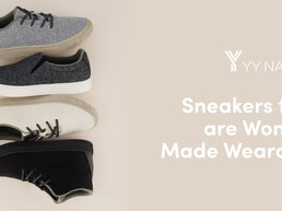 YY Nation's Legacy Footwear Collection