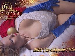 2021 Cos-Lingerie Calendar
