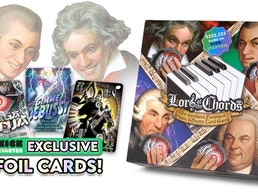 Lord of the Chords: Bach for an Encore! (Reprint + Foil)
