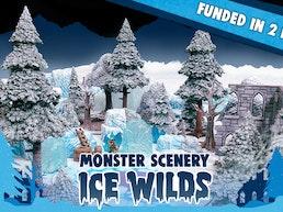 Monster Scenery: Ice Wilds