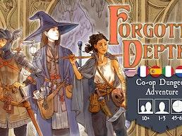 Forgotten Depths - Co-op Dungeon Adventure
