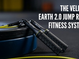 Earth 2.0 Jump Rope Fitness System By Velites