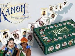 HISTORIEKANON – Spelet om alla tiders kändisar