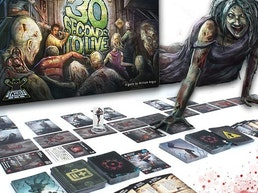 30 Seconds to Live - 1-2 player competitive zombie card game