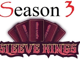 Season 3: Sleeve Kings Card Sleeves For Board Games 39 Sizes