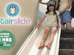 Stairslide: Indoor Slide For Stairs