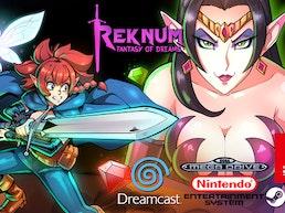 Reknum Fantasy of Dreams