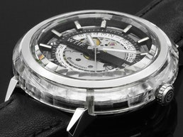 WTIF - 2nd Generation Sapphire-Crystal-Case Watch