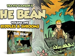 Travis Hanson's THE BEAN in FULL COLOR!