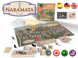 Naramata: A Game of Wine & Tourism