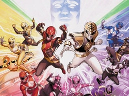 MIGHTY MORPHIN POWER RANGERS Complete Comic Book Collections