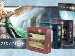 Vindication® Board Game and Chronicles Expansion