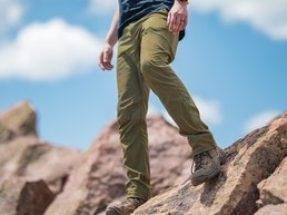 EcoTrek: Adventure Pants Made From Ocean Buoys