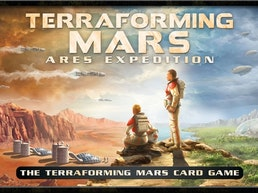 Ares Expedition - The Terraforming Mars Card Game