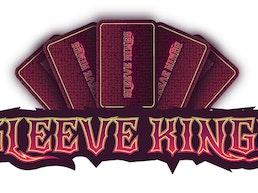Sleeve Kings Premium Card Sleeves, 55 per pack in 7 sizes!