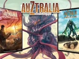 AuZtralia Big Box + Revenge of the Old Ones and TaZmania!