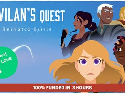 EWILAN'S QUEST - The Animated Series
