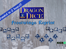 Dragon Dice® Frostwings (Reprint)
