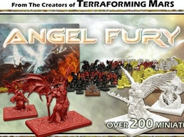 Angel Fury: The Battle for a Human Soul
