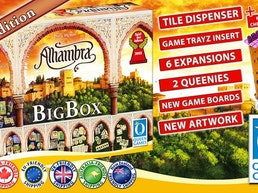 Alhambra Big Box 2nd Edition