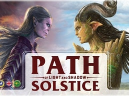 Path of Light and Shadow: Solstice